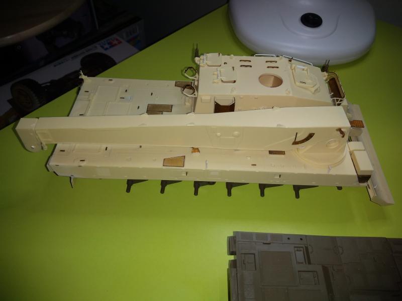 [Convoi] Type 90 MBT et ARV Tamiya + Etokin Model JgRE0
