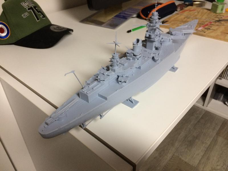Cuirassé Dunkerque 1/400 Jwa4O