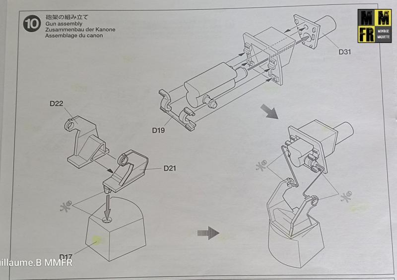 Tamiya Sturmgeschutz III - 1/35 KAN03