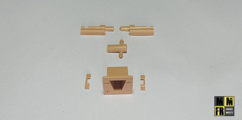 Tamiya Sturmgeschutz III - 1/35 KANQ3