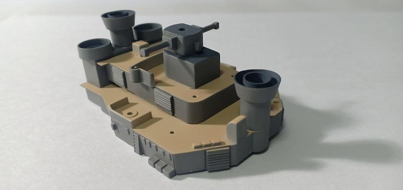 Bismarck 1/350 Tamiya  - Page 6 KKyD1