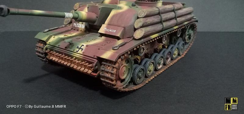 Tamiya Sturmgeschutz III - 1/35 Kk0wD