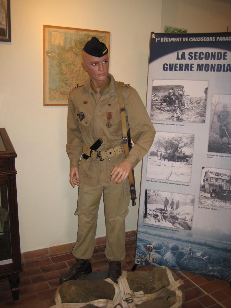 Parachutistes / commando / Jedburghs / BCRA / S.O.E. / O.S.S. / S.A.S L9GRL