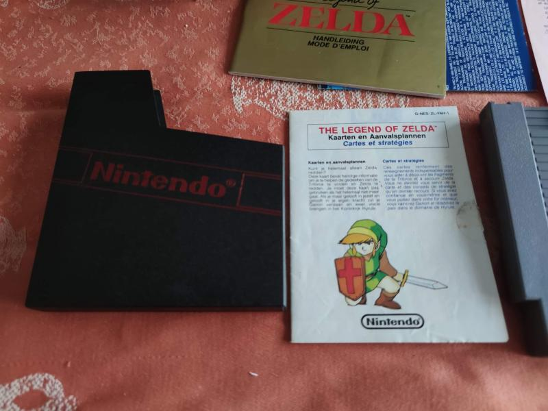 [Estim] Urgent !! Zelda NES classics NEQ2K