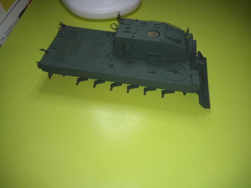 [Convoi] Type 90 MBT et ARV Tamiya + Etokin Model NL0kG