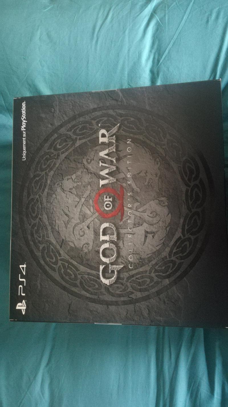 [VDS] Collectors ps4, Collectors Xbox One, jeu Breath of the wild WiiU.... NO9O7