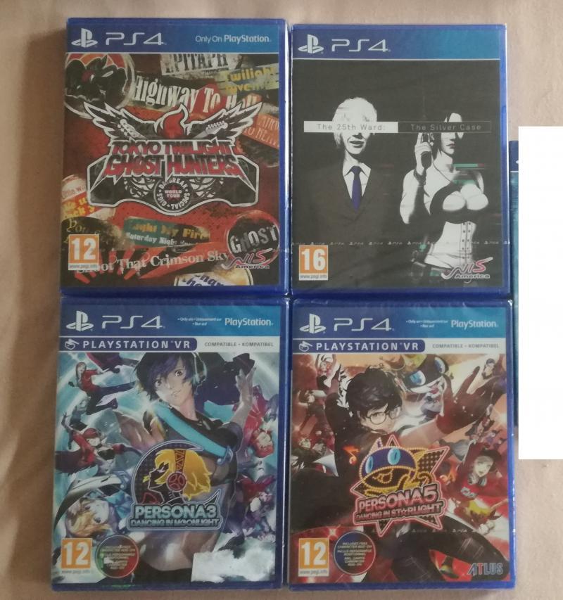 [VDS] Collectors ps4, Collectors Xbox One, jeu Breath of the wild WiiU.... NOeaG