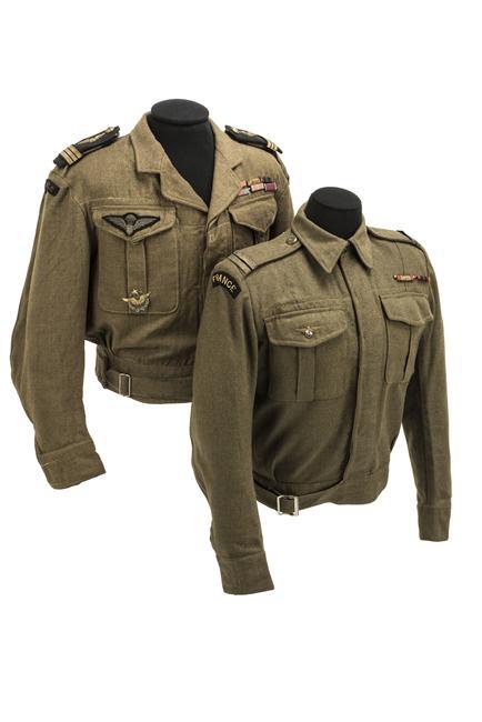 Parachutistes / commando / Jedburghs / BCRA / S.O.E. / O.S.S. / S.A.S NvGlW