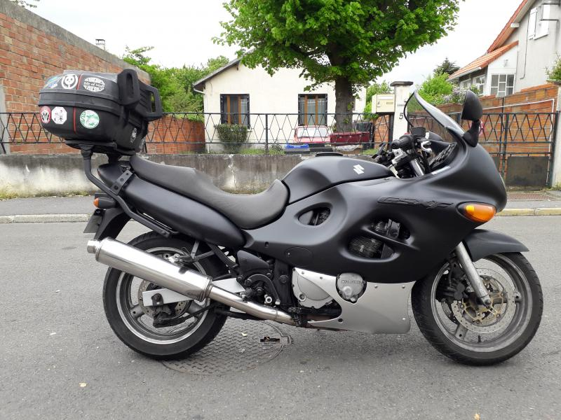 vends 750 GSXF 1998 NvWgW