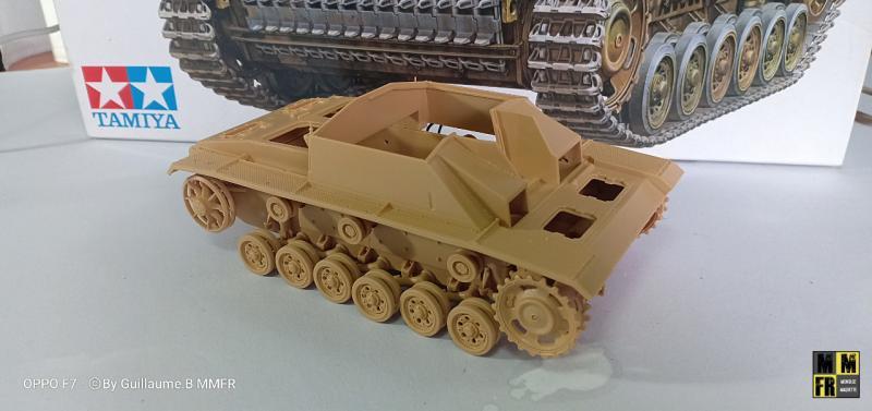 Tamiya Sturmgeschutz III - 1/35 O7N42