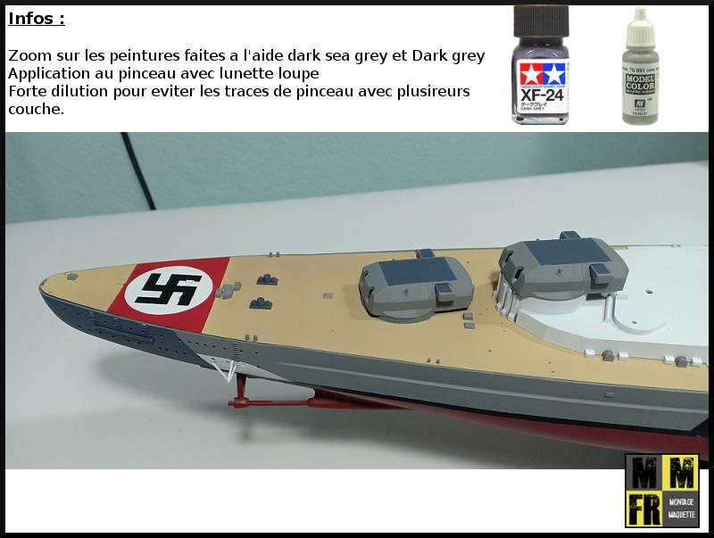 Bismarck 1/350 Tamiya  - Page 3 OKARw