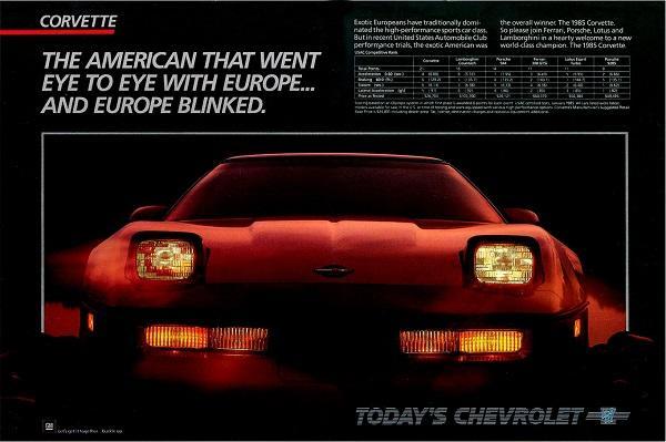 Voila pourquoi la C4 est a part et est la matrice des Corvette moderne OO7Wr