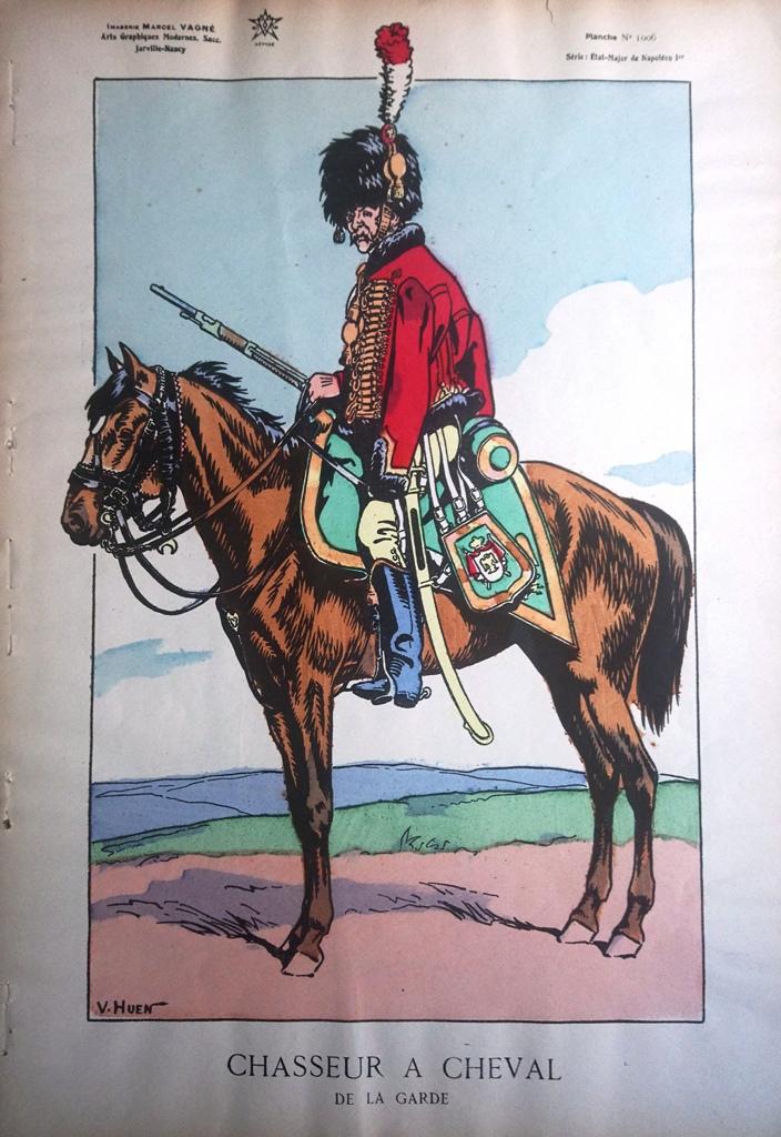 Les chasseurs à cheval de la Garde - Page 2 OOjk9