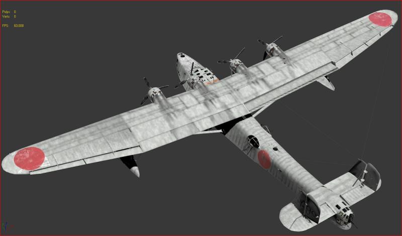 screenshots de la 3D du h6k4 P8J1O