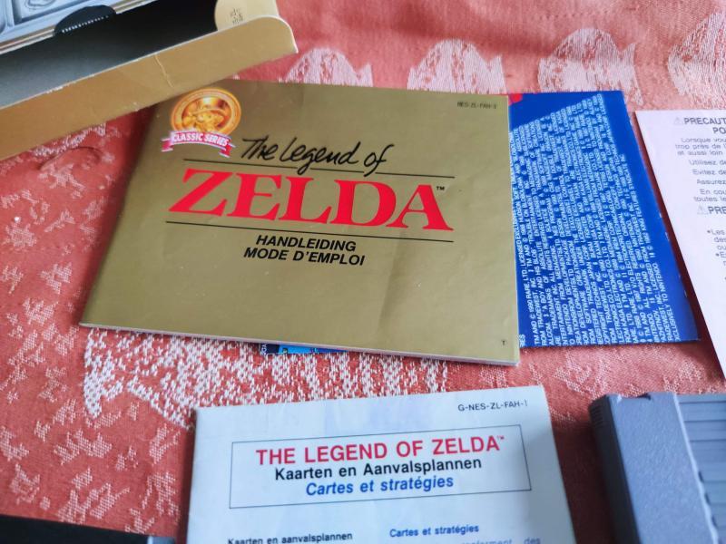 [Estim] Urgent !! Zelda NES classics PEykn