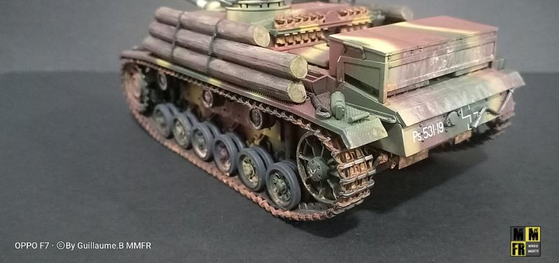 Tamiya Sturmgeschutz III - 1/35 QGpQ9
