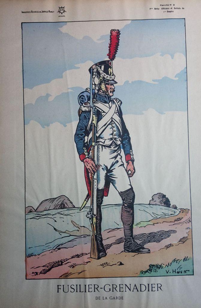 fusilier grenadier de la Garde Qxd94