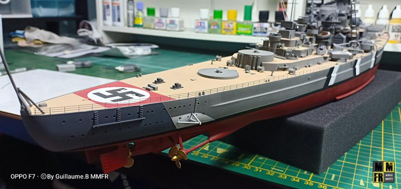 Bismarck 1/350 Tamiya  - Page 9 QxdQq