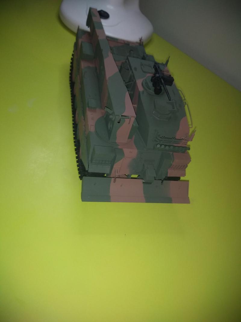 [Convoi] Type 90 MBT et ARV Tamiya + Etokin Model RJmZV