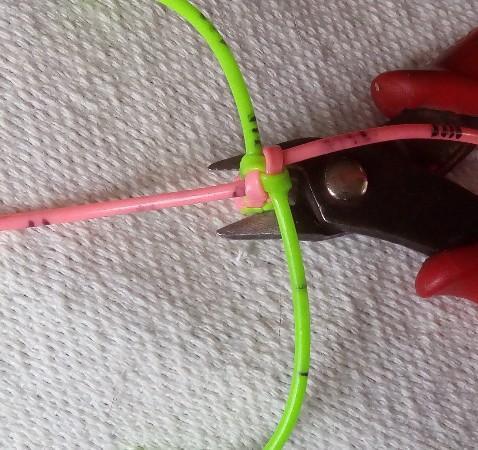 Tuto pour inversion de couleurs sur scoub droit à 4 fils ROGOY