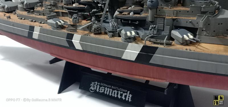 Tamiya Bismarck 1/350 par Guillaune.B ( montagemaquettefr) RdmxP