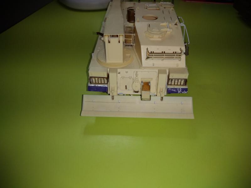 [Convoi] Type 90 MBT et ARV Tamiya + Etokin Model RjDe8