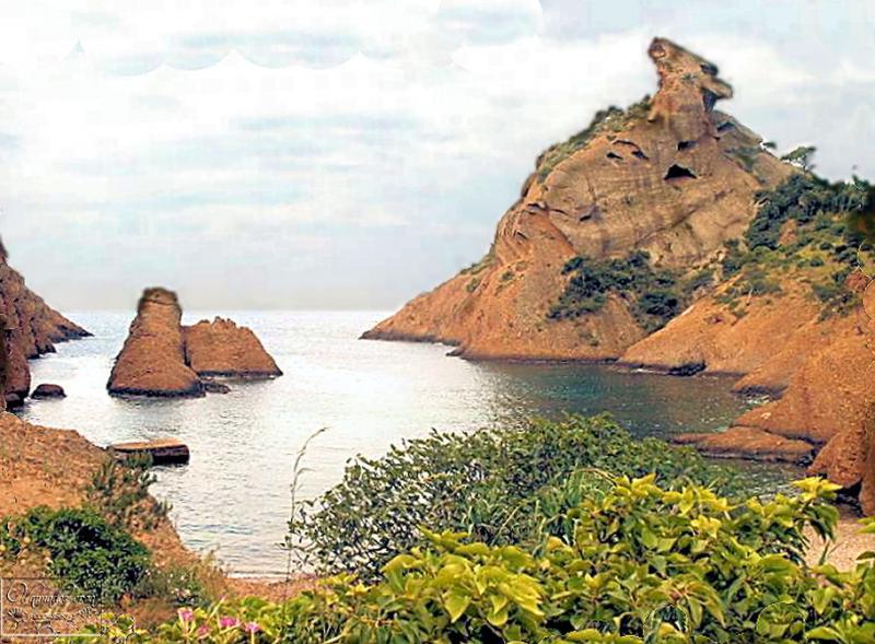 Calanque de Figuerolles (Un petit coin de Paradis)  V59nZ