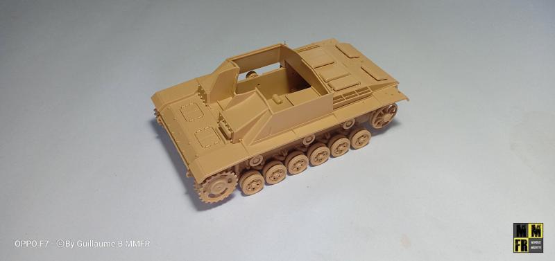 Tamiya Sturmgeschutz III - 1/35 V7K3m