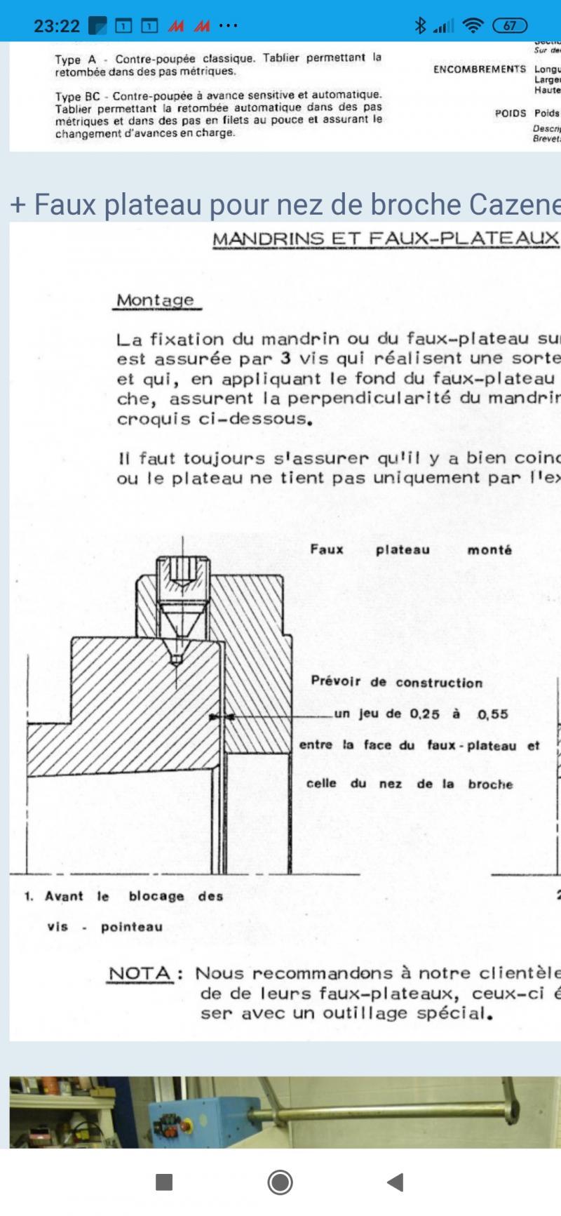 Question sur les cônes Morse V9qvm