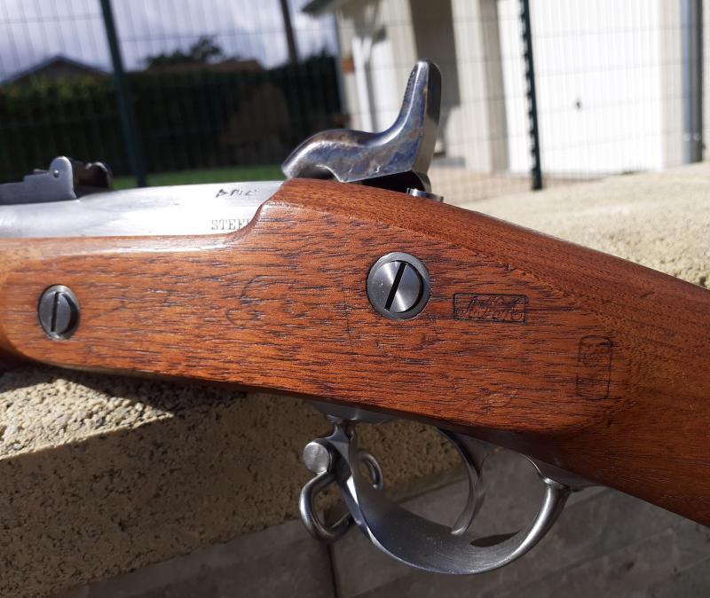 Fusil Colt modèle 1861 VAAk8