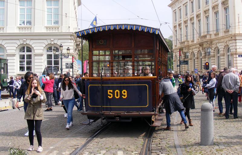 150 ans de tram à Bruxelles - Page 3 VK88Z