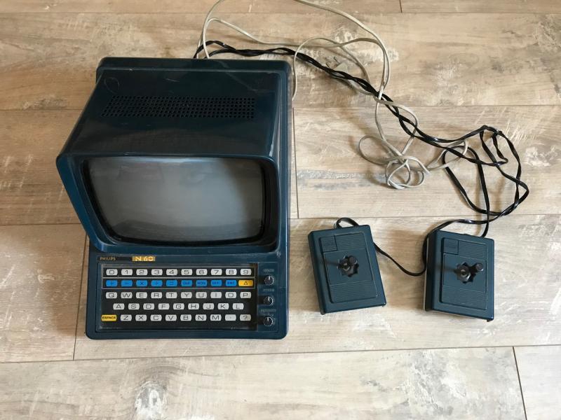 [estim] Videopac Philips N60 et des jeux videopac ! Veb1A