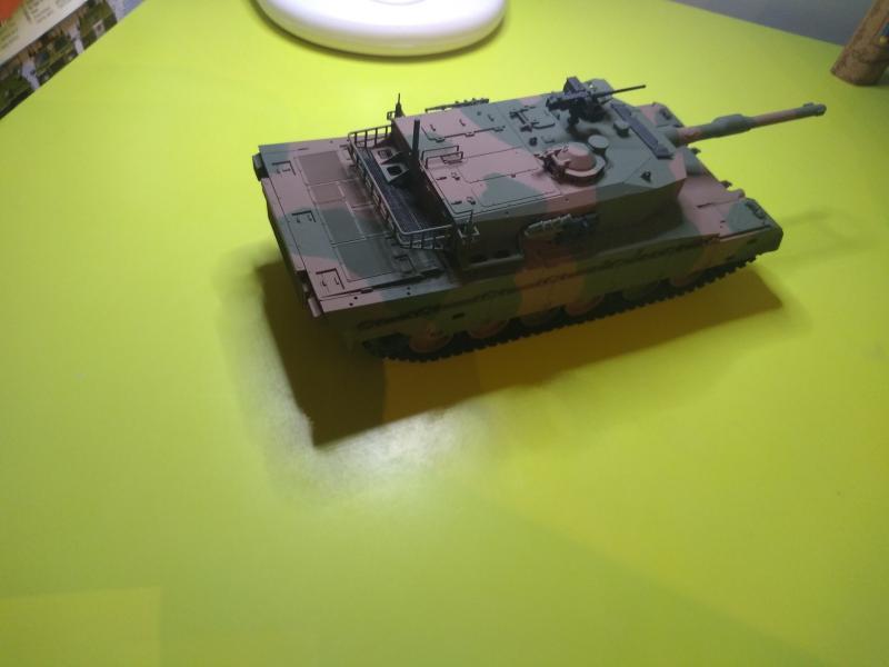 [Convoi] Type 90 MBT et ARV Tamiya + Etokin Model VpVG1