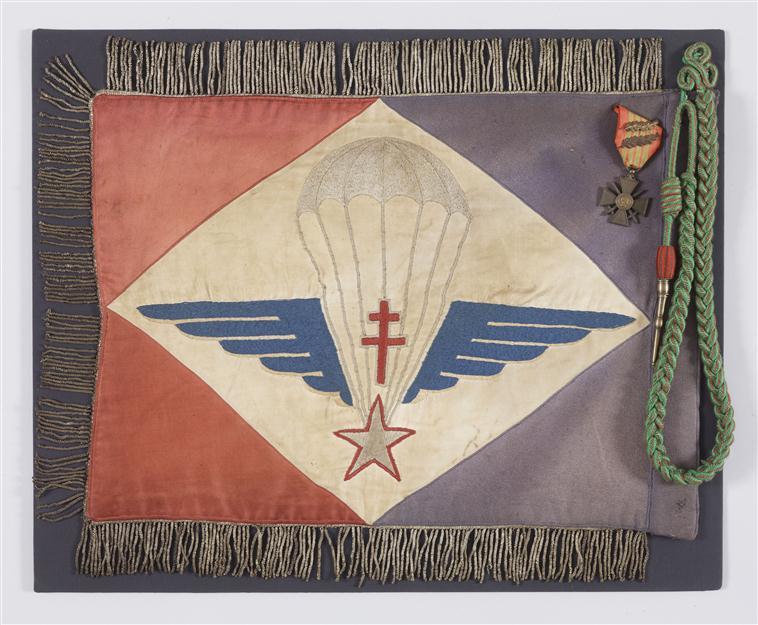 Parachutistes / commando / Jedburghs / BCRA / S.O.E. / O.S.S. / S.A.S VvGmd