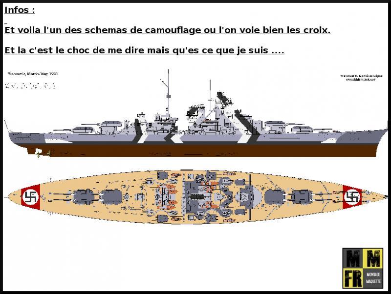 Bismarck 1/350 Tamiya  VvKYZ