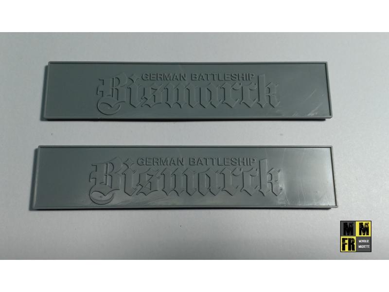 Bismarck 1/350 Tamiya  VvaRd