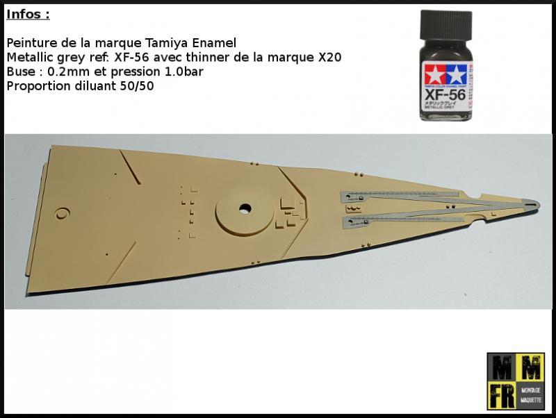 Bismarck 1/350 Tamiya  Vvx3v