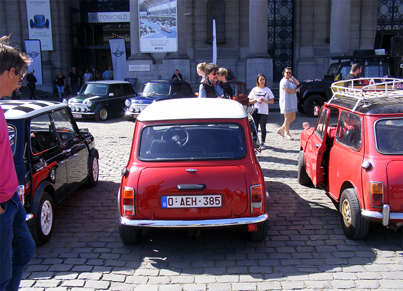 Autoworld - MINI Parade 22 avril 2019 VxkQ7