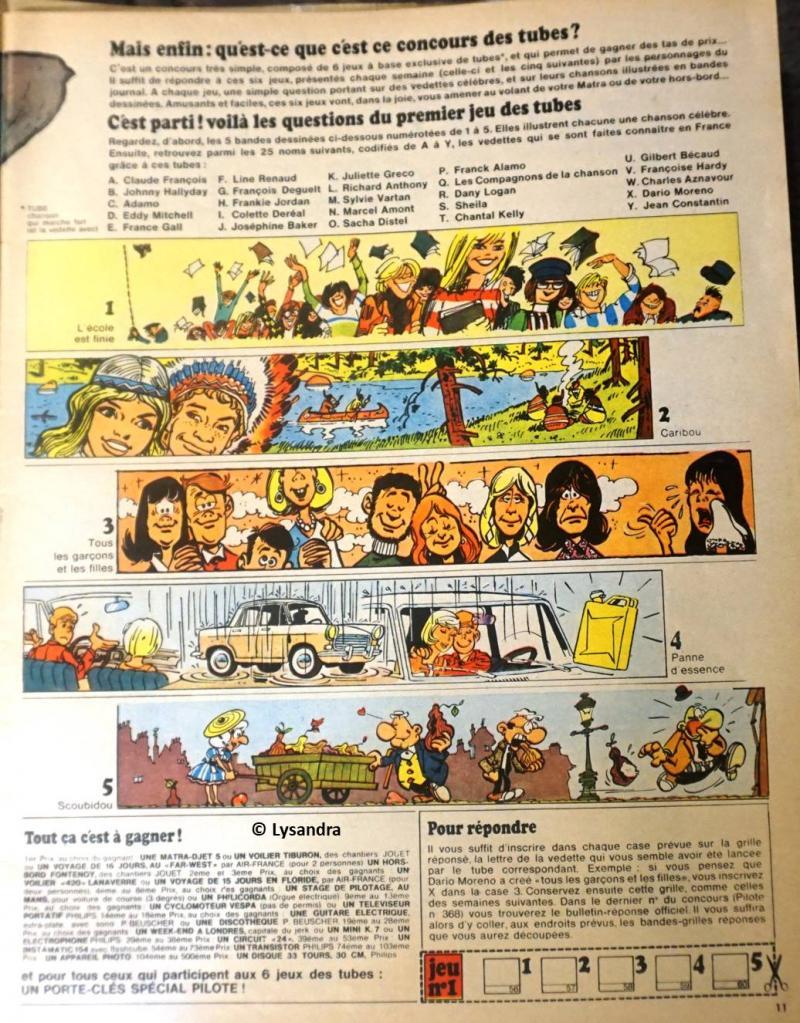 """Concours FORMIDABLE """"Le jeu des tubes""""  W1QKV"""