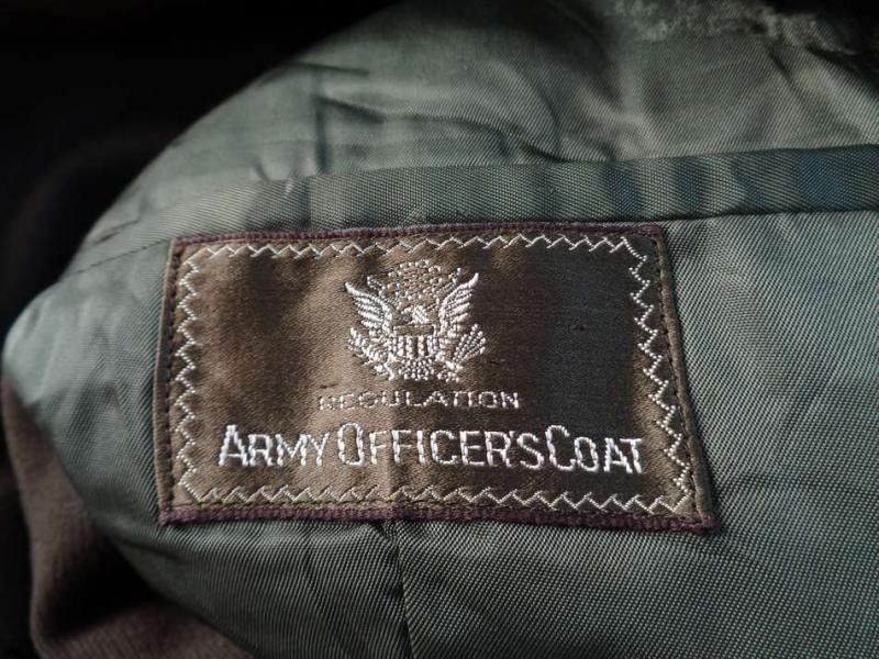 veste officier US ww2  WJ5WV