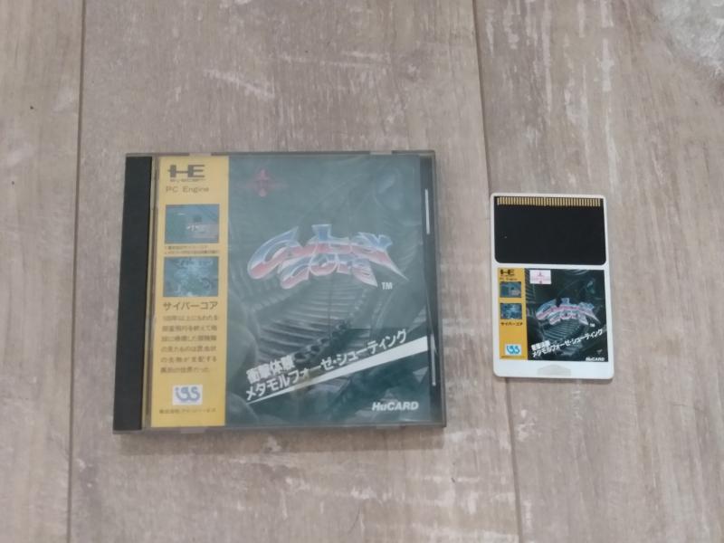 [Estim] Console Supergrafx et JEUX !!! X5k0q