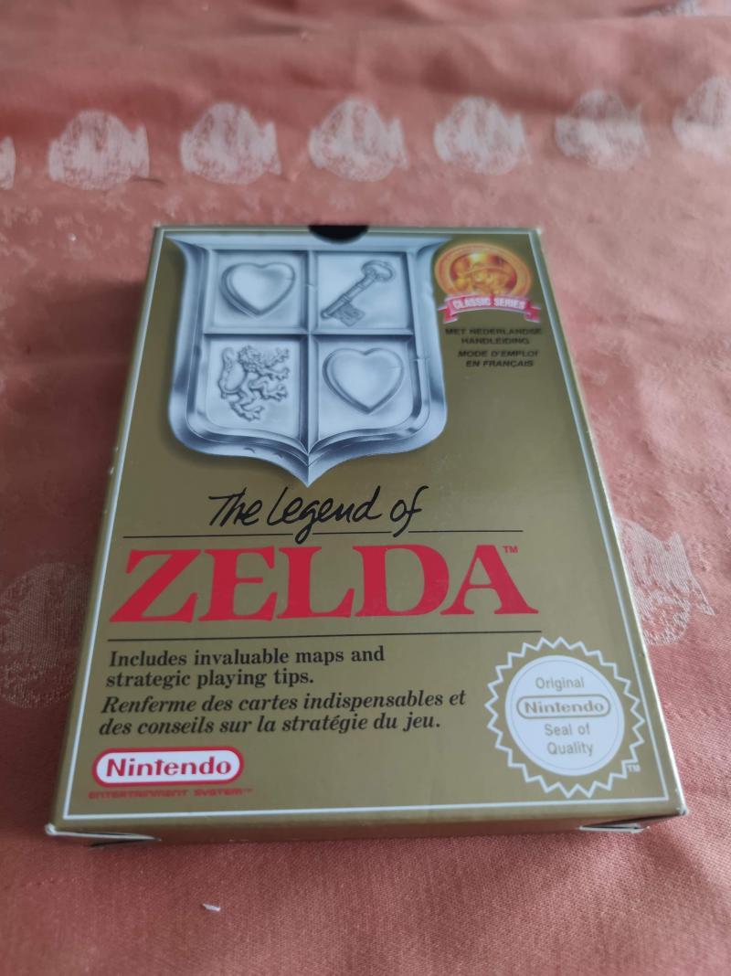 [Estim] Urgent !! Zelda NES classics XE1X9