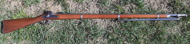 Fusil Colt modèle 1861 XWZnV