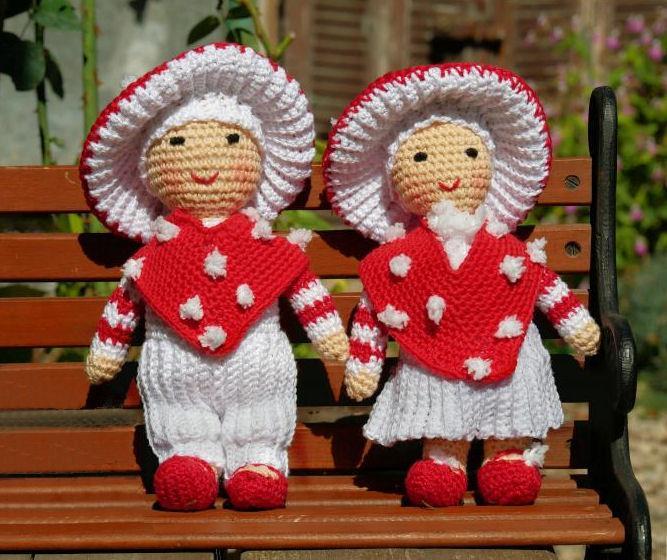 Frère et soeur Champignon XY9Gd