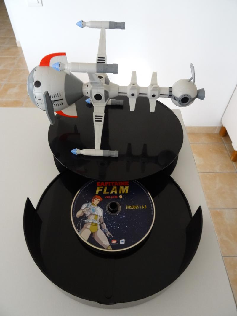 [Review] Capitaine Flam - Coffret Blu-Ray Cyberlabe XZJ7X