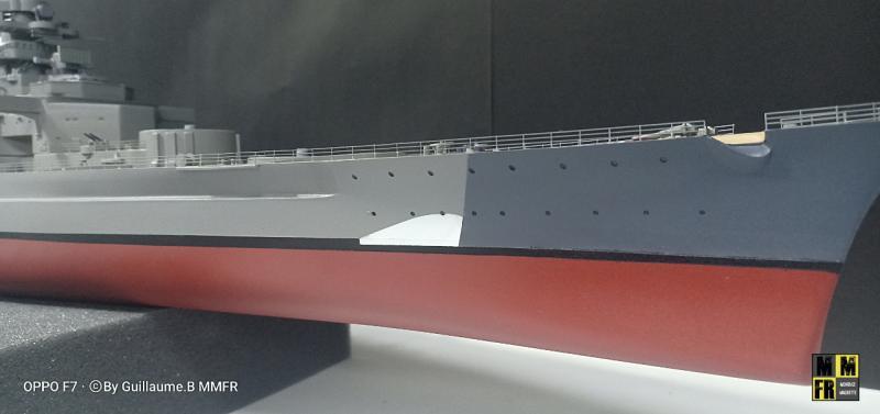 Bismarck 1/350 Tamiya  - Page 10 XbAdj