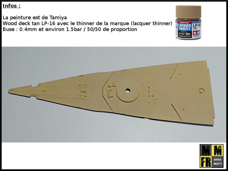 Bismarck 1/350 Tamiya  XvOpg