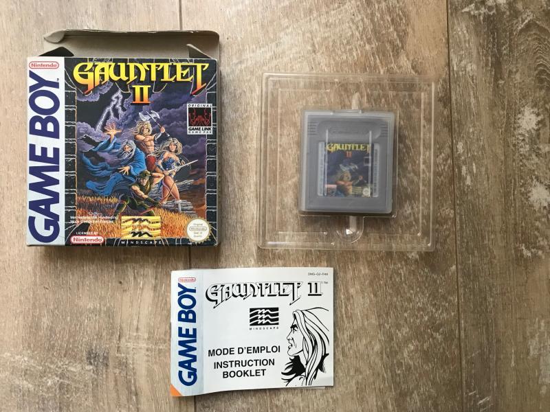[EST] Jeux NES et GAMEBOY complets YdPGo