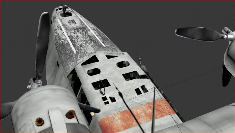 screenshots de la 3D du h6k4 Yob32