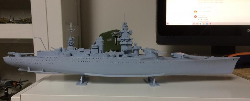 Cuirassé Dunkerque 1/400 YpOAP